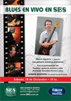 SBS Sucursal Barrio Norte - Sábado 18 diciembre 2010 - 18:00
